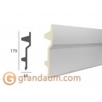 Карниз для скрытого освещения Tesori KF 707 (2.44м)