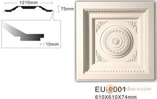 Кессоны Vip decor EU-9001